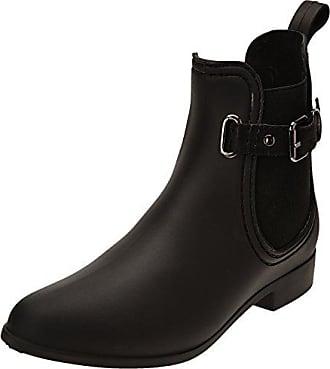 BE ONLY Damen Julietta Chelsea Boots, Schwarz (Noir Bronze), 38 EU