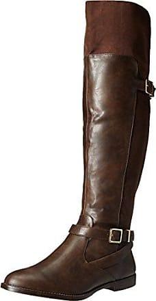 Bella Vita Women's Romy II Winter Boot, Black/Burgundy Plaid Flannel, 7.5 M US