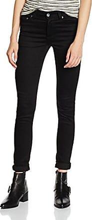 Womens B Perth Blk Jeans Bellfield