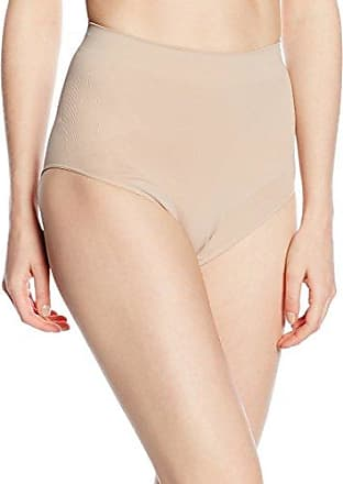 Womens Taillenslip Allover Big Paisley Control Knickers Belly Cloud