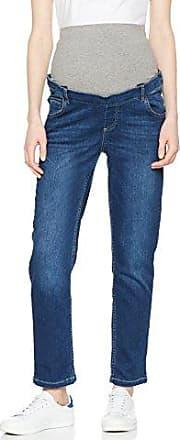bellybutton Slim Mit Elastischen Taschene, Jeans-Maternité Femme, (Grey 0016), 48