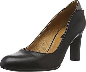 703518 01, Bottes Classiques Femme - Noir - Noir (Nero), 42 EUBelmondo