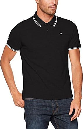 Romford, Polo Homme, Noir (True Black), SBen Sherman