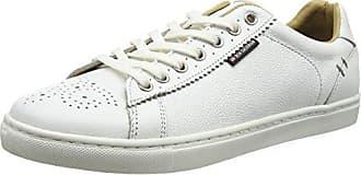 Albion, Zapatillas para Hombre, Blanco (White 112), 44 EU Ben Sherman
