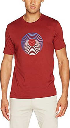 The Target Tee, T-Shirt Homme, Red (Windsor Wine), XLBen Sherman
