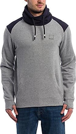 Core. Sweat Zip Jacket, Sudadera para Hombre, Gris (Winter Grey Marl Ma1054), Large Bench