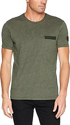 Tee, T-Shirt Homme, Vert (Military Green 72g), XX-Large (Taille Fabricant: EL)Benetton
