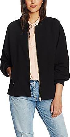 Benetton Jacket, Chaqueta para Mujer, Multicolor (Grey/Black), Talla ES: 36