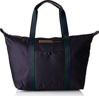City Pocket, Womens Shoulder Bag, Rouge, 5x15x22 cm (W x H x L) Bensimon
