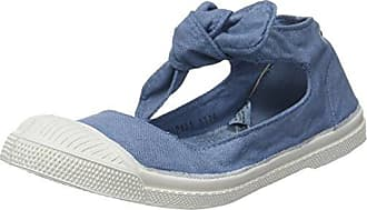 Bensimon Tennis Flo, Zapatillas para Mujer, Azul (Bleu Vif), 41 EU