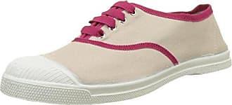 Bensimon Tennis Paco Chicano, Zapatillas para Mujer, Multicolor (Mexico Heart), 39 EU