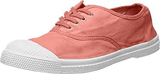 Bensimon Tennis Lacets Surf Prints, Zapatillas para Mujer, Multicolor (Imprime Palmiers), 38 EU