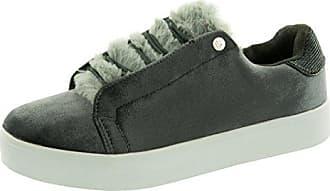 Beppi Damen Schuhe Modeschuhe mit Glitzer-Applikation, Grau, Größe: 38