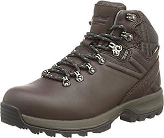 Berghaus EXP TRAIL VII GTX TECH BOOT AF BLK/GRY, Damen Trekking- & Wanderstiefel, schwarz/grau, 38.5 EU (5.5 Damen UK)
