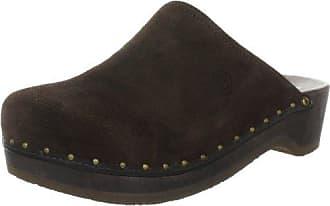 Berkemann Velours Toeffler 00404, Chaussures femme - Bleu, 39.5 EU
