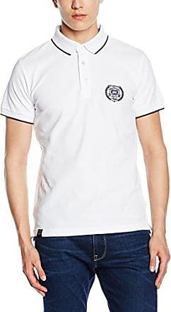 Tee Shirt Pique Broderie Coeur, Polo Homme, Bleu (Royal), X-Large (Taille Fabricant: XL)Best Mountain