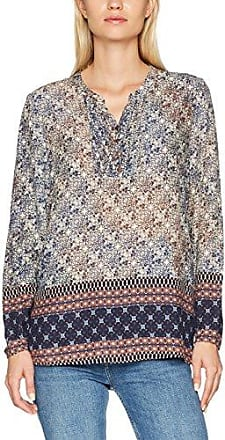 6046/9784, Blouse Femme, Multicolore (Dark Blue/Nature 8826), 44Betty Barclay