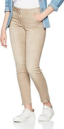 3900/1802, Jean Slim Femme, Beige (Dark Sand 7326), W46Betty Barclay