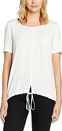 Shirt - Manches Courtes Femme - Ecru - FR : 38 (Taille Fabricant : 36)Betty Barclay