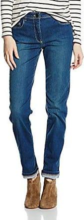 4160/1753 - Jeans - Droit - Femme - Gris (Lunar Rock) - W34/L30 (Taille fabricant: W34/L30)Betty Barclay
