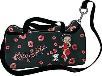 On Safari, Damen Handtasche, Weiß (White/Black), Einheitsgröße Betty Boop