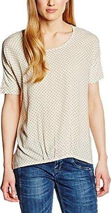 Betty Co 0522/0280, Camiseta para Mujer, Mehrfarbig (White/Beige 1879), 46