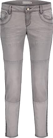 Jeans, Betty & Co, Schrittlänge: 70 cm, 5-Pocket Stil, Reißverschluss, Blau, für Damen Betty & Co