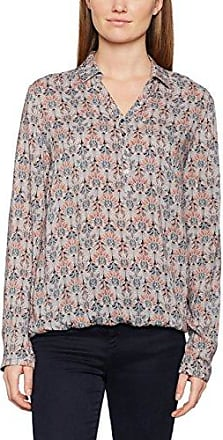 Betty & Co 3601/2763, Blusa para Mujer, Multicolor (Rosé/Rosé 4844), 46