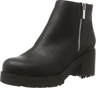 Womens Pointy Flatform Boot JJA16 Chelsea Boots Bianco