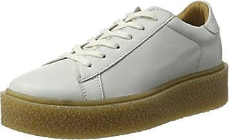 Womens Rose SAMT Sneaker 25-49639 Trainers Bianco