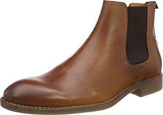 Mens Classik 62-71658 Chelsea Boots Bianco