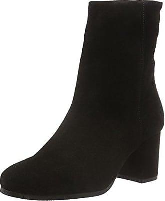 26-49135, Bottines Femme - Noir - Noir (Black), 40 EUBianco