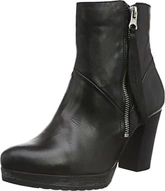Bianco Dress Zip Boot Black, Schuhe, Stiefel & Stiefeletten, Stiefeletten, Grau, Female, 37