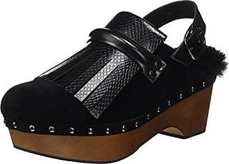 Bibi LOU 633Z96VK, Zapatos, Mujer, Multicolor (BIC. Negro), 36 EU