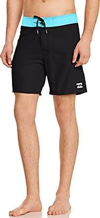 Boardshorts Unit Point - Pantalones cortos de atletismo para hombre, color negro/azul, talla 30 Billabong