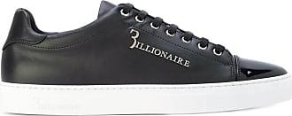 metallic logo sneakers - Black Billionaire Boys Club