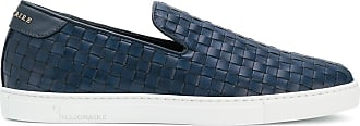 crest slip-on sneakers - Blue Billionaire Boys Club