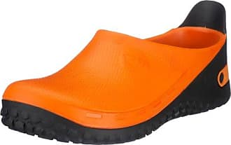 Birki CLASSIC SKIPPER Orange 197283, Unisex - Erwachsene Clogs & Pantoletten, Orange (CLASSIC SKIPPER Orange), EU 35