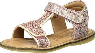 Yep by Jonak Bilbao - Zapatos para Niñas, Color Marron (Cognac/Girafe), Talla 29