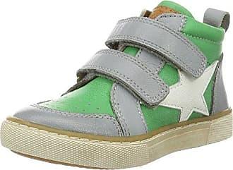 Bisgaard Klettschuhe, Sneakers Basses Mixte Enfant, Blau (601-1 Cobalt), 28 EU