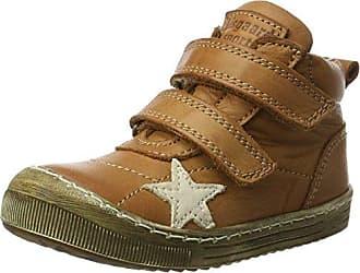 Bisgaard Klettschuhe, Sneakers Basses Mixte Enfant, Rot (151 TRUE Red), 31 EU