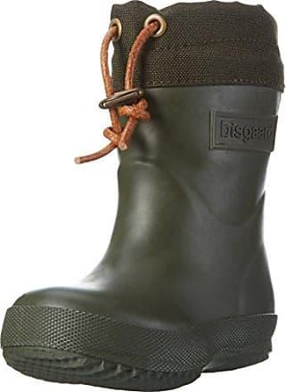 Bisgaard Rubber Boot Winter Thermo, Botines Unisex Niños, Rot (169 Bordeaux), 37 EU