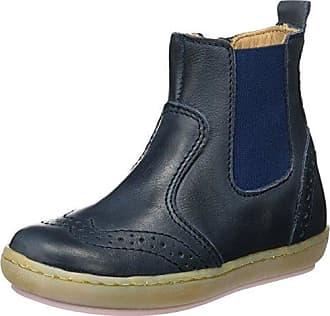 Lepi 4551LEQ, Chelsea Boots Garçon, Bleu (Blu 4551 C.02 Blu), 28 EU