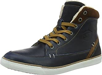 Superfit Softtippo, Sneaker Bimbo, Blau (Ocean Kombi), 19 EU