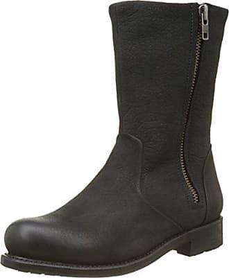 IL94, Bottes Desert de hauteur moyenne, doublure froide femme - gris - Gris fumée, 38 EU (4.5 Damen UK)Blackstone