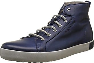 Blackstone PM31, Zapatillas para Hombre, Blau (Dark Slade), 45 EU