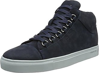 Womens Pl70 Hi-Top Trainers, Black Blackstone