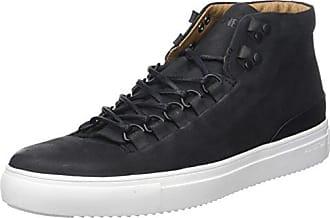PM42, Baskets Hautes Homme, Noir (Black Black), 40 EUBlackstone