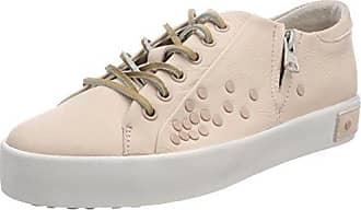 JL17, Sneakers Hautes Femme - Rose (Pink), 37 EUBlackstone