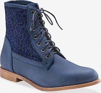 Boots macramé - noirBlancheporte